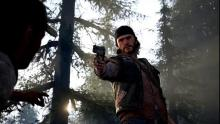 In Days Gone, you play a tough biker that has to defend himself against Freakers