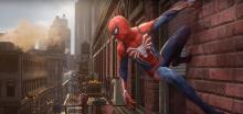 In the newest web-slingest video game, Spider-Man takes center stage