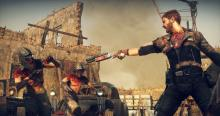 Use an arsenal of weapons against your enemies or go hand-to-hand in Mad Max