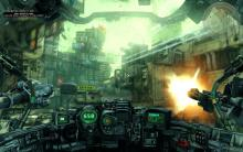 You take control of giant mechs in HAWKEN