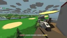 Take 'em out from afar in Unturned