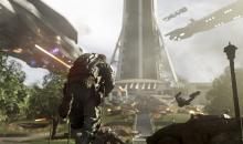 In the infinite warfare trailer we saw alien invasions, and advanced technology, it was like the independence day movie.