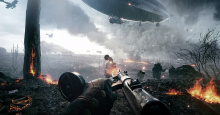 Call of Duty World at War was one of the best CoD games released, and it was set in the world war era, a scene all gamers enjoy.