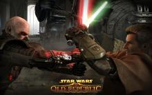 Whose side are you on? The Jedi or the Sith? Your choices will dictate if you are a noble Jedi or an evil, corrupt Sith.