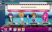 Join thousands of other players and guess stuff about celebrities together, aiming to be one yourself.