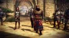 Keeping King Foltest of Temeria safe is one of the main quest lines in The Witcher 2