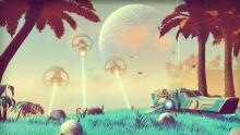 This amazing, lovely game is being made by Hello Games, a team that consists of only 15 people.