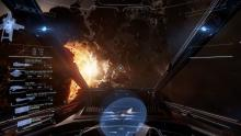 Get ready for amazing views and intense dogfights. You can even play the game with a virtual reality headset which really makes you feel like you are in the ship.