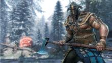 Armed with his two handed axe, the Raider is a pillaging machine