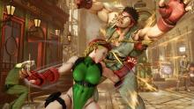 The legends return in Street Fighter 5