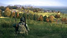 In DayZ you must hide from the zombies that lurk around every corner