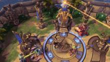 Heroes of the Storm is a genre-bending battle arena game