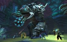 Monstrous Bosses await you in the game Rift.