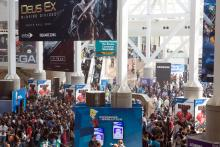 E3: Annual expo for the video game industry