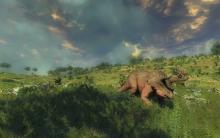 Explore the planet of Primal Eden in The Hunter: Primal.