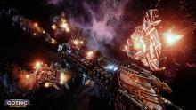 Battlefleet Gothic Armada pits capital ships against each other in massive, brutal war.