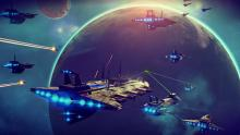 No Man's Sky offers exploration on a virtually unlimited scale.