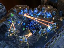 The Protoss lay waste to their enemies.