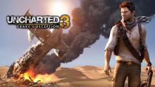 Uncharted 3 is one of the best selling games on the consoles and features immersive action gameplay, it feels like playing an action movie.