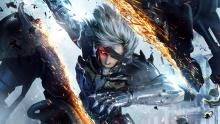 A spin off from the original Metal Gear series which is famous for its stealth gameplay mechanic, Metal Gear Rising features fast action combat and hack and slash style gamepaly