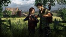 Train Ellie to help her stay alive in the epic apocalypse game, The Last of Us.