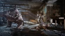 Metro Redux features grotesque mutants in thrilling action.