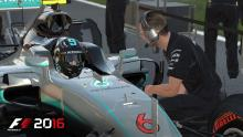 The virtual safety car makes its introduction in F1 2016.