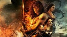 conan the barbarian 2011, movie poster,