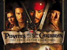pirates of the caribbean, movie poster