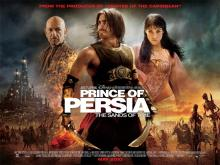 prince of persia, movie poster