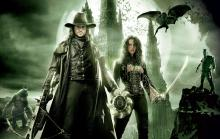 van helsing, hugh jackman, movie poster