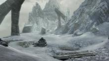The breezy, northern land of Skyrim.