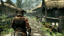 The Dragonborn embarks on his adventure.