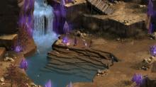 The game also features many diverse locations.