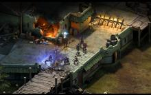 The player can use different magical abilities in and out of combat.