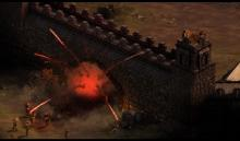 The tide of a battle can change based on the player's alligence.