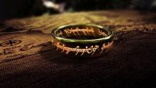 Close-Up of the One Ring