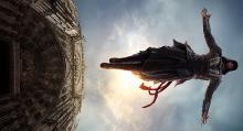 Leap of faith.