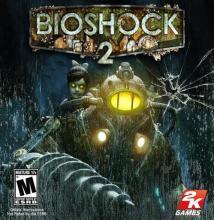 Original Cover Art for Bioshock 2