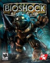 Original Cover Art for Bioshock
