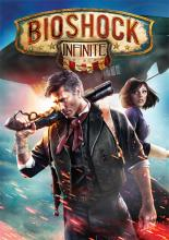 One of the Many Cover Arts Used for Bioshock Infinite
