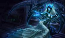 Morgana, league of legends,