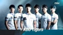 The runner ups for the title, the KOO Tigers
