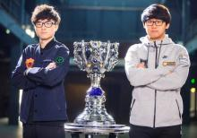 SKT T! faced the KOO Tigers for the title.