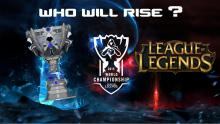 World Championship 2015 League of Legends promotional picture