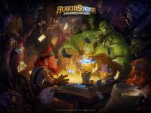 Full Version of the image used for the 'Hearthstone Training Grounds' Banner