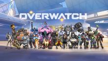 The great selection of Heroes in the First Game of this College Series - Overwatch