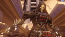 The same character that features in the game's mysterious logo wallpaper, Reapers seems to me like the most badass, dark-and-broody looking character.