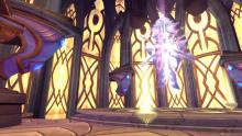 The Order Hall of the Priests: The Netherlight Temple