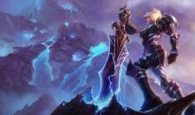 A special Championship skin for Riven. Riot releases Championship skins as celebrations of LCS and Worlds.
